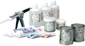 エポキシ樹脂系接着剤